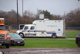 The RCMP underwater recovery dive team was called in to the search for missing Truro boy Dylan Ehler, 3, on Thursday, May 7, 2020.