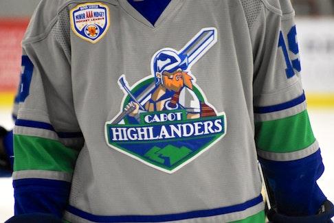 Cabot Highlanders logo.