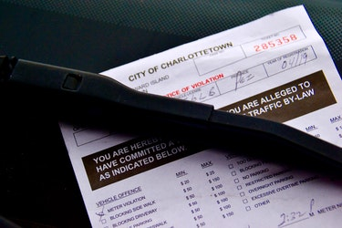 Parking commissionaires in Charlottetown wrote 776 fewer tickets last month compared to June 2017.