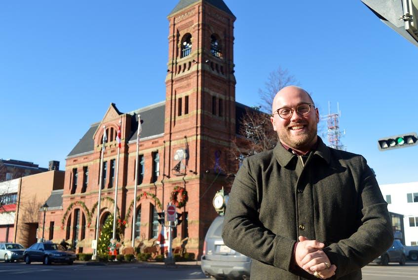 Al Douglas will run to be mayor of Charlottetown in 2018.