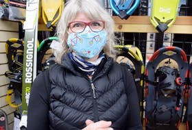 Daisy Roberts is co-owner of Hub Cycle, a bicycle and winter sports store located in Truro.