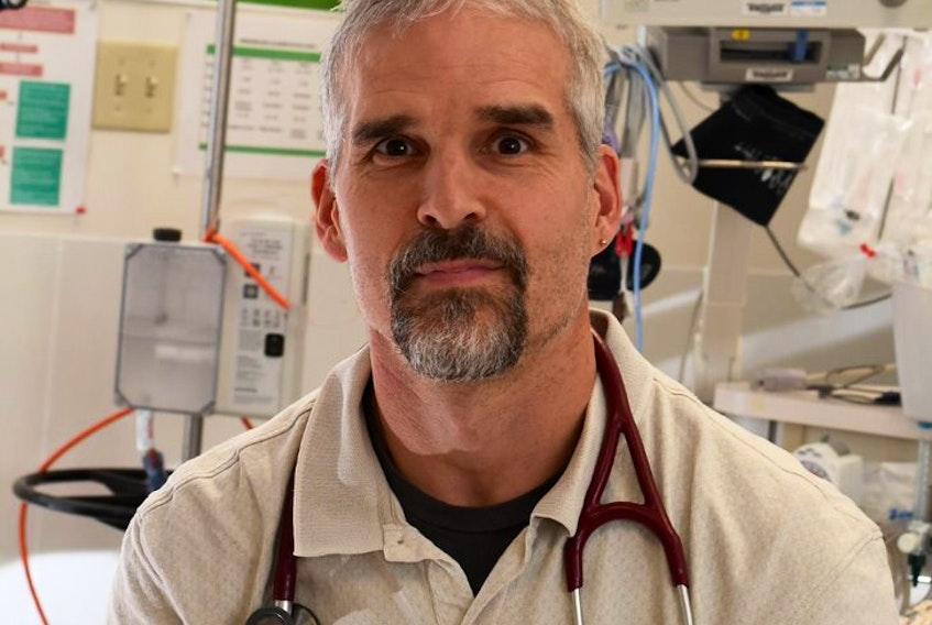 Dr. Chris Milburn is an emergency room physician in Sydney.