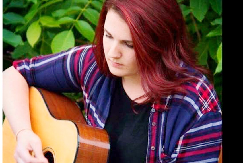 P.E.I. musician, Megan Ellands, will take the stage Sunday afternoon at the Bonshaw Ceilidh. SUBMITTED PHOTO