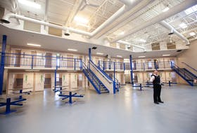 The North Block at the Central Nova Scotia Correctional Facility in Burnside, seen during a media tour May 15, 2018, put on to show recent renovations and allow people to learn more about Correctional Services during Corrections Week.