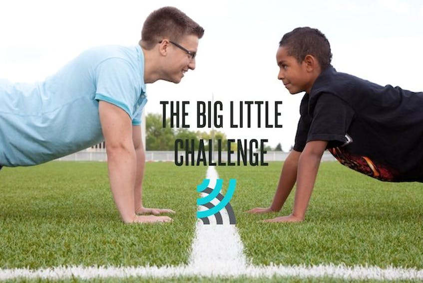 The Big Little Challenge will begin on Monday, March 8, and run for three weeks. Teams across P.E.I. can have fun together while fundraising and completing challenges that are tied to mental health and well-being, trying new things and making a difference.