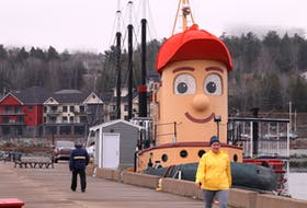 Theodore Tugboat, a fixture in Halifax since he was built 21 years ago will be setting sail soon to a new home. Ambassatours, which owns the likeable maritime icon.