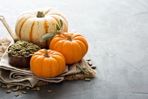 Pumpkin seeds are a great source of zinc. - 123RF Photo