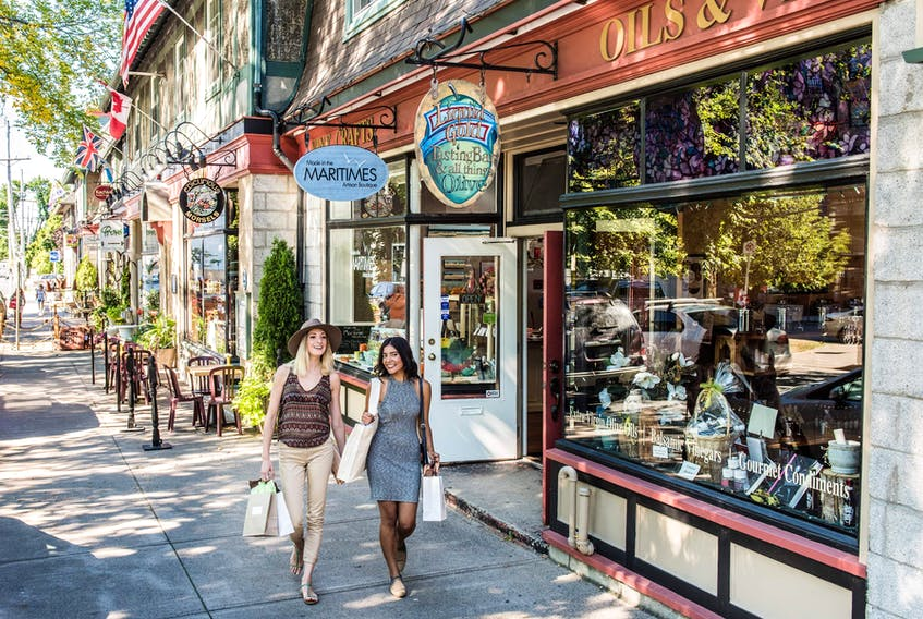 Nova Scotia is filled with little shops and restaurants that need lots of local love this summer. - Photo Tourism Nova Scotia