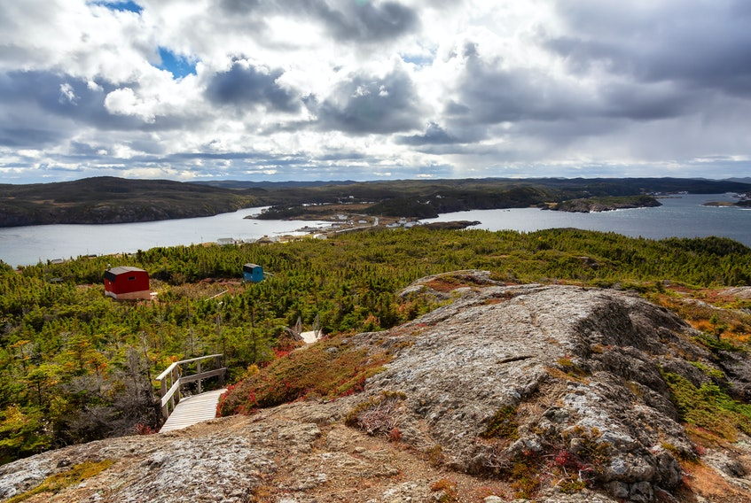 Newfoundland and Labrador tourism media relations officer Gillian Marx says the province's many hiking options are one of several staycation options that province residents should consider. - Photo 123rf.