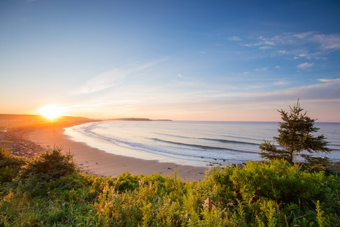 Lawrencetown Beach is but one of hundreds Nova Scotians can choose from for their summer staycations. - Photo Courtesy Tourism Nova Scotia / Photographer: Acorn Art Photography