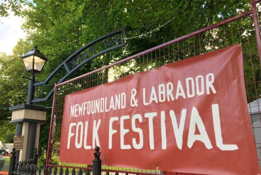 The Newfoundland and Labrador Folk Festival is held annually at Bannerman Park in St. John's.