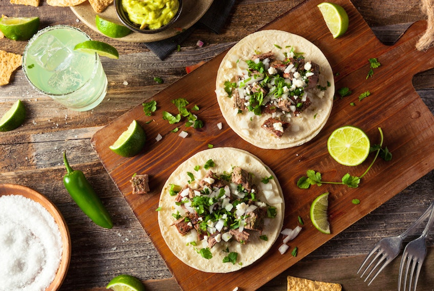 Carne asada tacos are a Mexican street food staple that can be made 'In a Jiffy'.