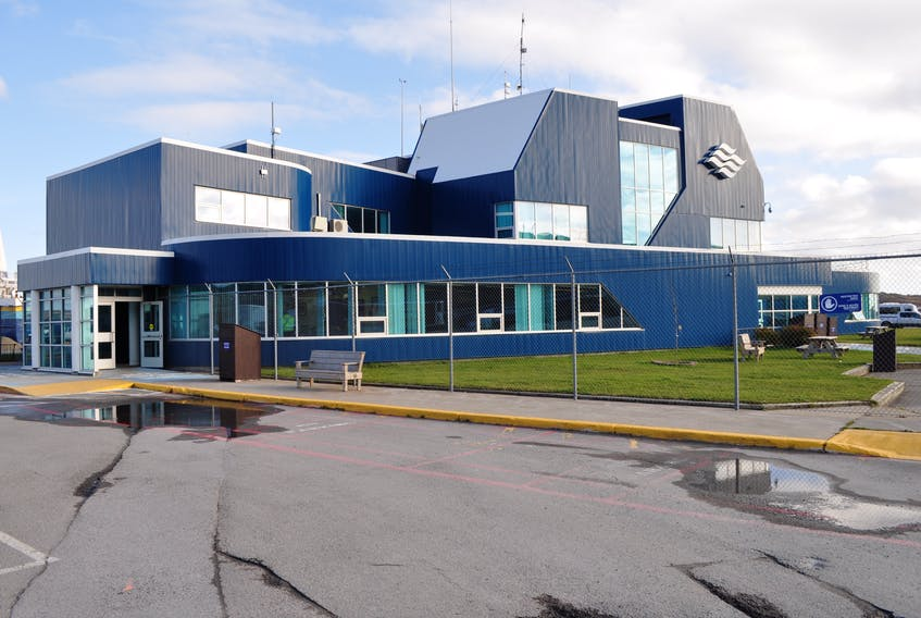 Marine Atlantic has announced it will build a new facility in Port aux Basques for its administrative staff. J. R. Roy/Special to The Gulf News