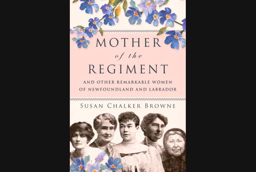 Mother of the Regiment by Susan Chalker Browne