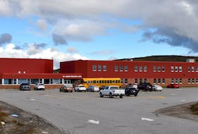 RCMP are investing after a threat was found at St. James Regional High School in Port aux Basques on Wednesday, April 25.