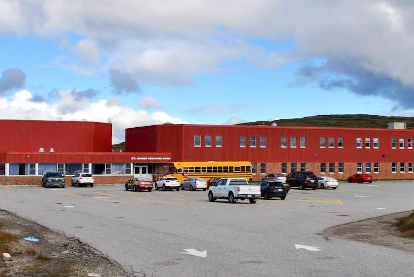 St. James Regional High School