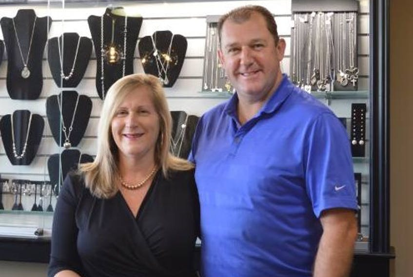 At The Goldsmith in St. John's, the husband-and-wife team of Melvin and Stephanie Coombs design and create one-of-a-kind custom pieces that will last for generations. - Photo Contributed.