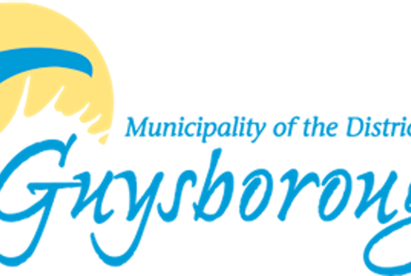 The logo for the Municipality of the County of Guysborough.