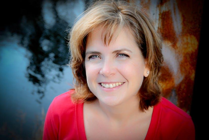 Author Genevieve Graham. - Janice Bray