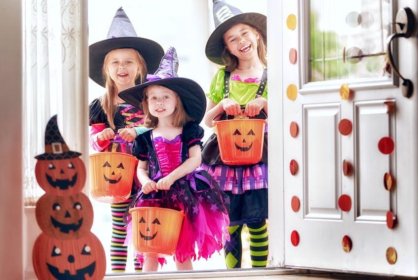 Antigonish town, county Halloween guidelines.