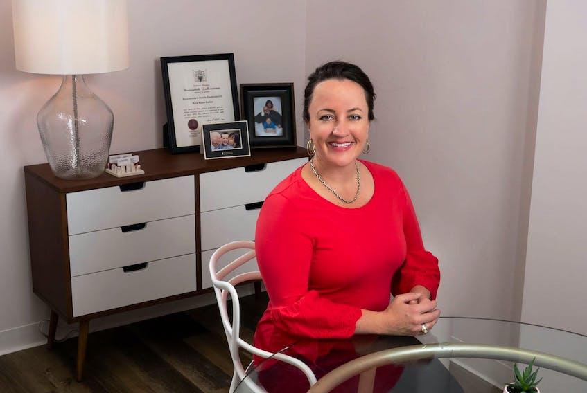 Karey Fleming is the founder of Health Walks Inc.