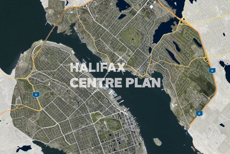 The area defined within Halifax's Centre Plan. - Contributed