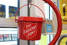 The Salvation Army's kettle campaign is now underway. The kettles are set up at numerous locations around the Halifax Regional Municipality from now until Christmas Eve.