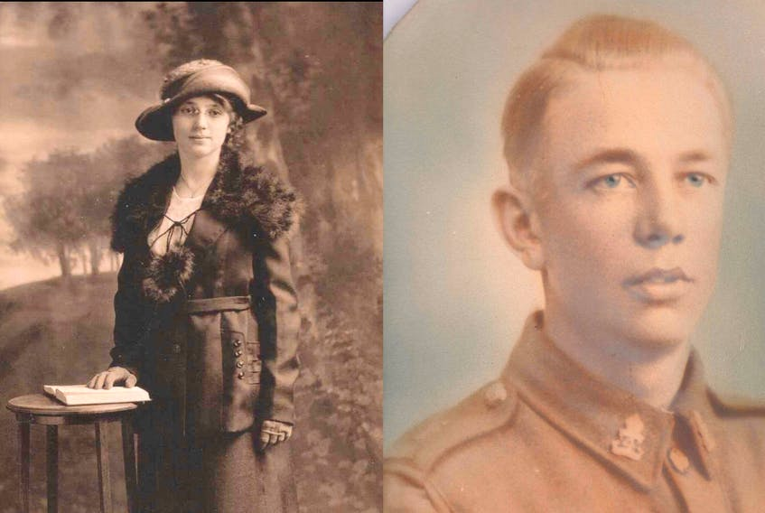 Blanche Kaulbach of Maplewood and Hugo Larsson from Jordan Falls, who fell in love during the aftermath of the Halifax Explosion, lost track of each other for 66 years before they reunited and married.