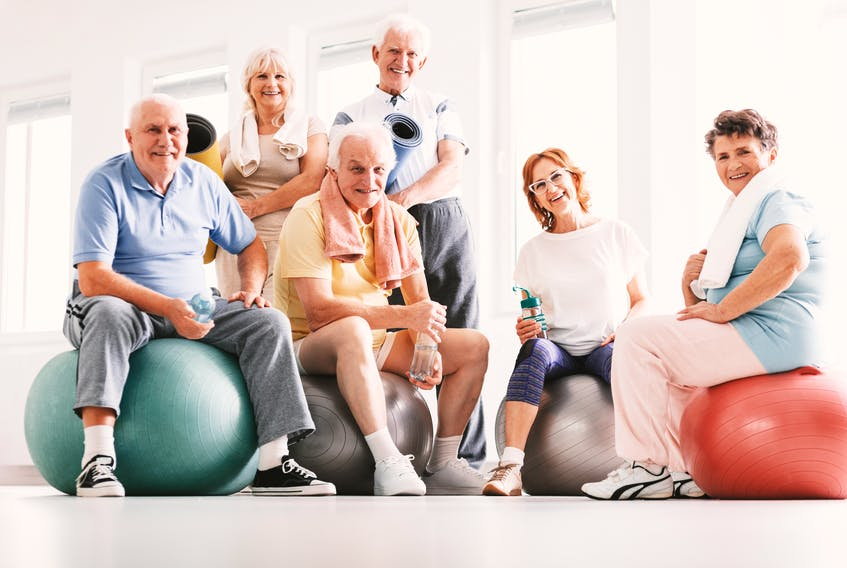 It's important to maintain a consistent routine for keeping active, even during COVID-19. There are many activities to choose from at home and virtually until gyms reopen.