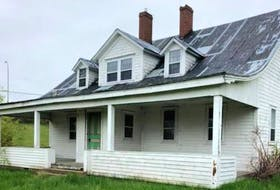 The historic Reid House in Avonport. - Contributed