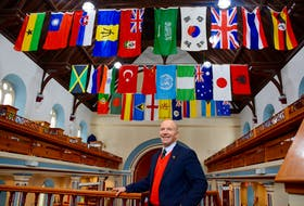 King's-Edgehill School Headmaster Joe Seagram said he doesn't see the announced Gordonstoun franchise slated to open in Annapolis County as competition. Rather, he sees it as a way to further put private education in Nova Scotia on the map.
