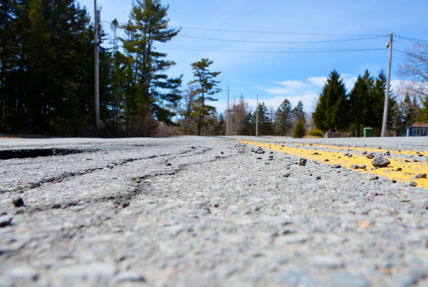 South Uniacke Road in Mount Uniacke has been nominated for CAA's Worst Roads in Atlantic Canada campaign, an online contest. Whether or not it 'wins' will be announced on April 23.