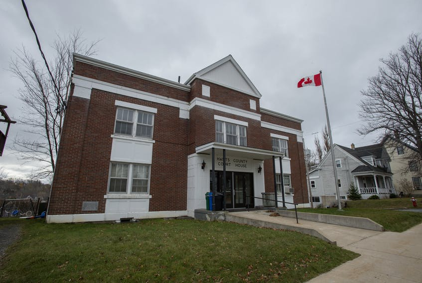 For more news from the Hants County Courthouse stay on this website - Mark Goudge