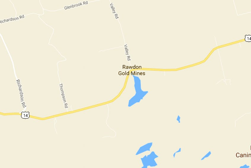 A cottage was destroyed by fire along Highway 14 in the community of Rawdon Gold Mines. Nobody was inside at the time of the blaze and there were no injuries.