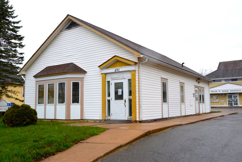 Dr. Grant Goodine retires from his Lawrencetown medical practice in June. When the office is closed, the Village of Lawrencetown will expand the office by 2,000 square feet and add a second floor. The expanded clinic will be turned into a member-owned co-operative medical clinic.