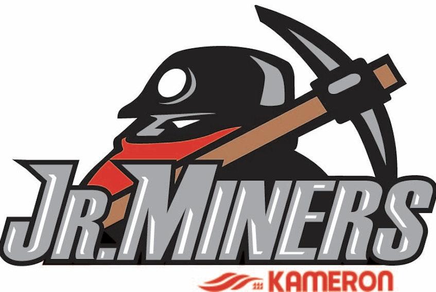 Kameron Jr. Miners logo.