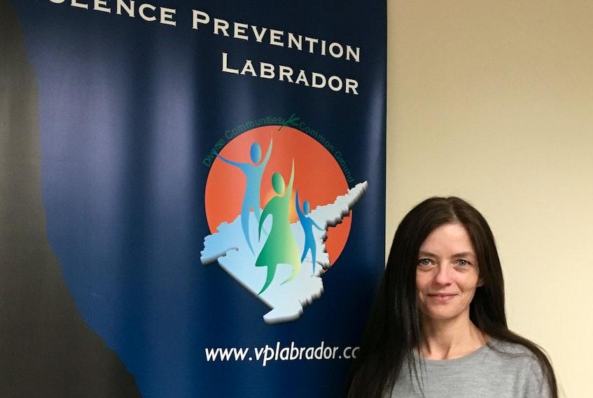 Violence Prevention Labrador executive director Petrina Beals.