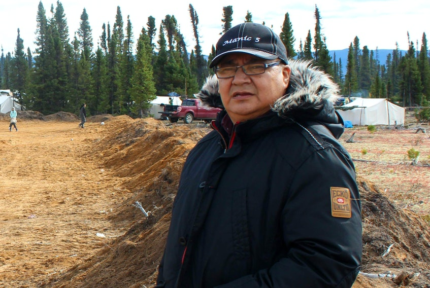 Former Sheshatshiu Innu First Nation chief Andrew Penashue is facing nine charges, some of which are related to an alleged illegal gambling house.