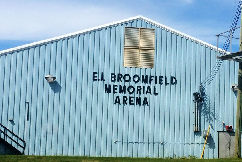 The EJ Broomfield Arena in Happy Valley-Goose Bay is getting a new electric ice-clearing machine.