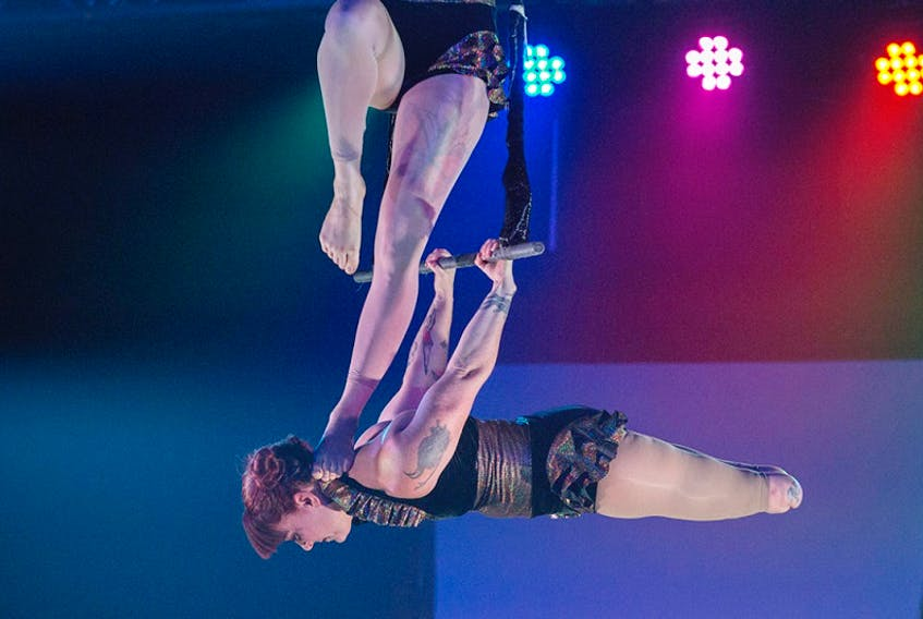 With Eastern Front Theatre taking its 27th annual Stages Festival online this summer due to COVID-19, participating company LEGacy Circus starts the Stages 2020: Behind the Curtain series on Wednesday, July 8 at 7:30 p.m. - Alick Tsui