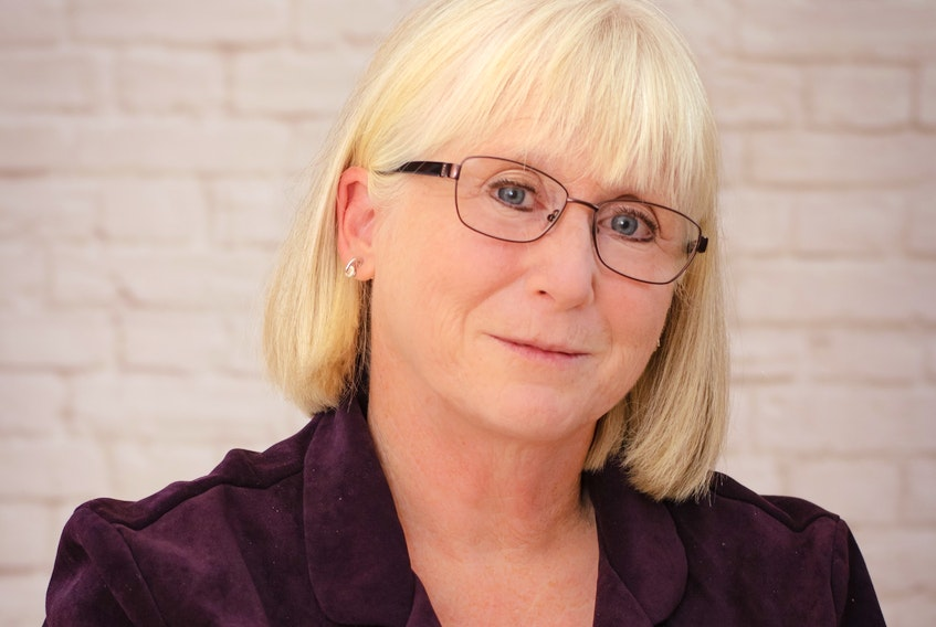 Author Laura Best.  - Angela Haggerty