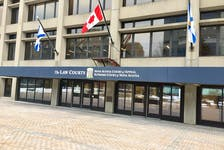 The Law Courts in Halifax.