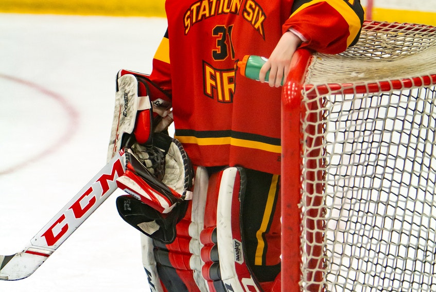 Lucy Phillips of Upper Tantallon is a star goalie for the Station Six Fire of the Maritime Major (U18) Female Hockey League. The Grade 11 student  has committed to Quinnipiac of the NCAA. - James Pomeroy