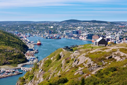 There was a significant uptick in home sales last year in St. John's and surrounding areas, and 2020 is expected to be even better. - 123RF stock photo