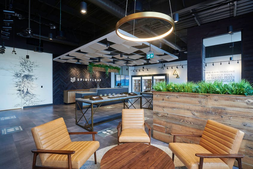 Atlantic Cultivation is about to unveil its second Spiritleaf location on Oct. 2, and four more of the premium cannabis stores will also be opening within the next six months. - Photo Contributed.