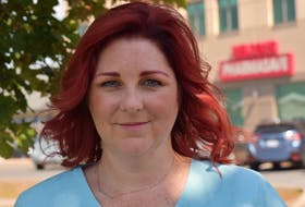 Martha MacQuarrie is the Conservative candidate in Kings-Hants.