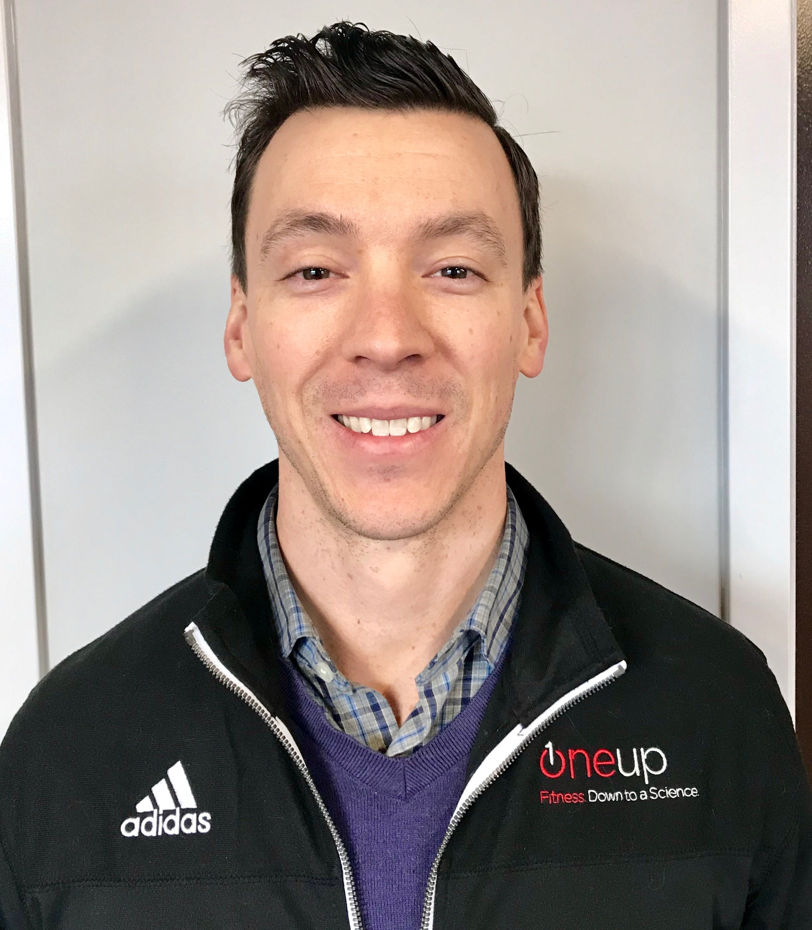Matt Mombourquette is owner and lead trainer with OneUpFitness. He is seeking an exemption to recent restrictions as his sessions are one-on-one and facilitates social distancing. Dec. 2, 2020.