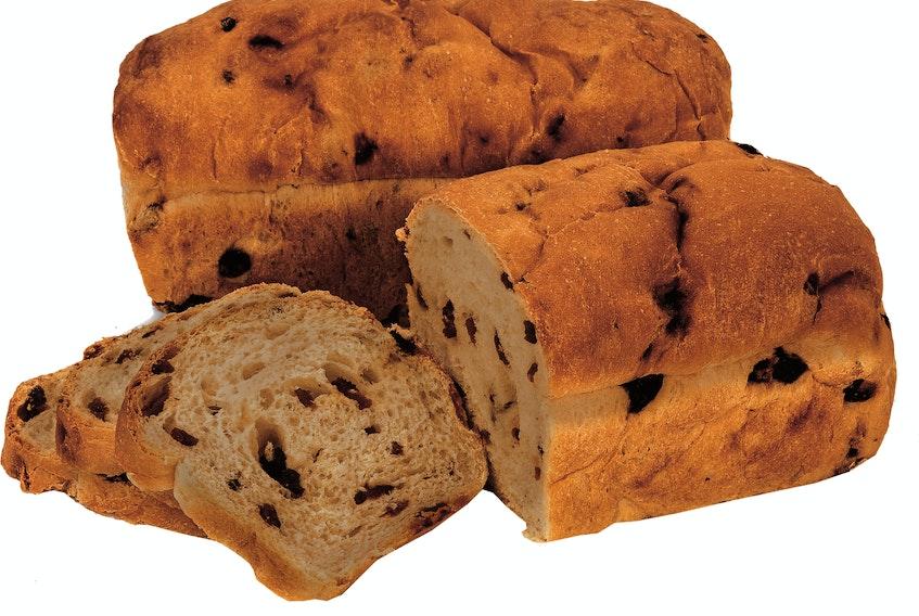 Rose O'Keefe won The Telegram's Choice award for her Rose's Raisin Molasses Bread recipe.