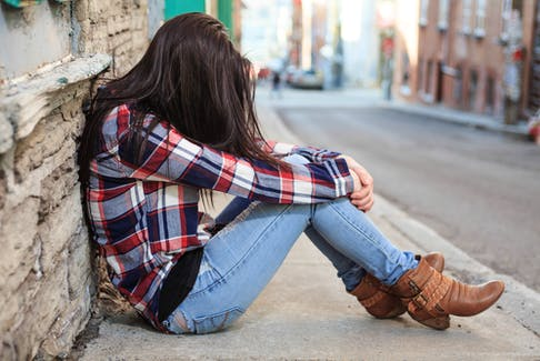 A relative of a person who has experienced homelessness says she thought about her relative often. STOCK PHOTO FOR ILLUSTRATION PURPOSES
