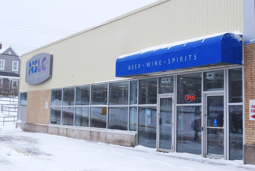 The NSLC in New Glasgow has been named as one of nine locations in the province that will sell recreational marijuana when it is legalized in July.